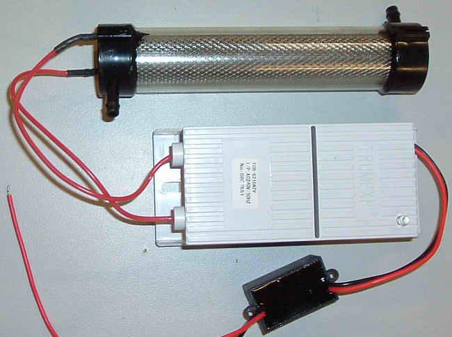 Компонент озонатора без насоса